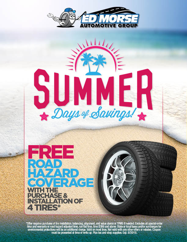 June Tire offers